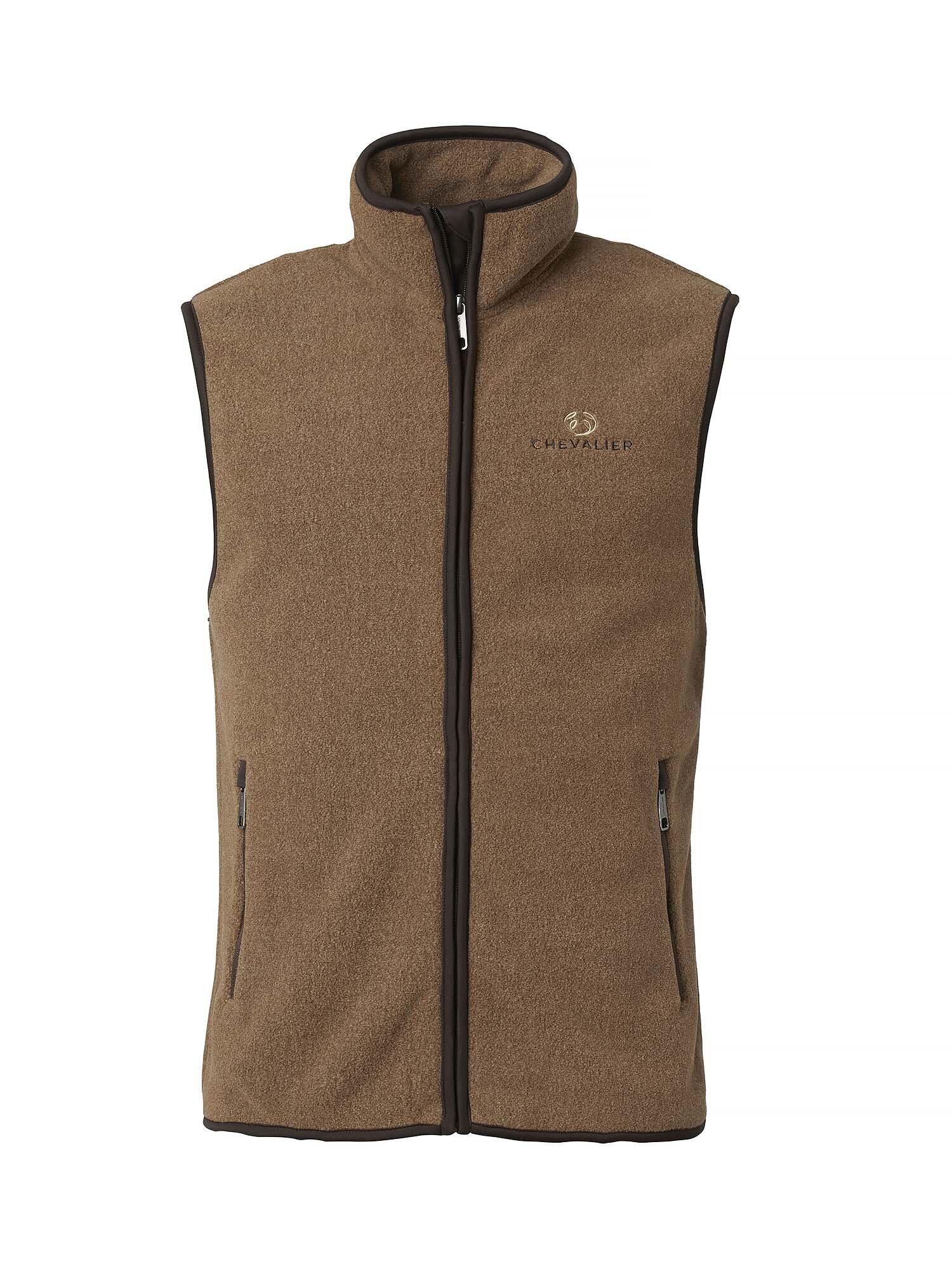 Mainstone Fleece Vest Men
