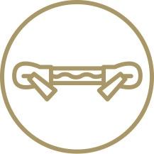 Tvåvägsdragkedja icon